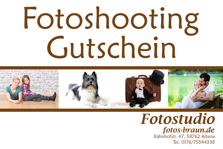Fotoshooting Gutschein Ausdrucken 10